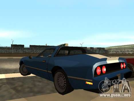 New Phoenix para GTA San Andreas left