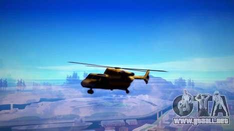 FaFan ENB series para GTA San Andreas sexta pantalla