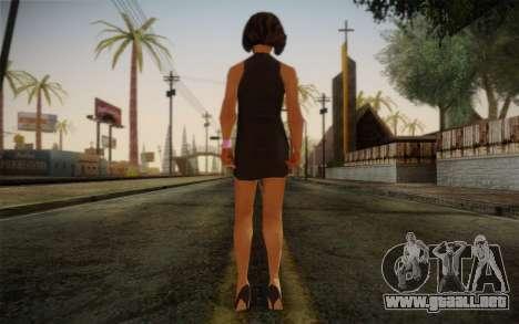 Ginos Ped 11 para GTA San Andreas segunda pantalla