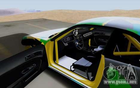 Nissan Silvia S14 Hunter para la visión correcta GTA San Andreas