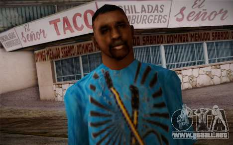 Ginos Ped 7 para GTA San Andreas tercera pantalla