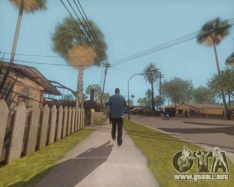 GTA 5 ENB para GTA San Andreas tercera pantalla