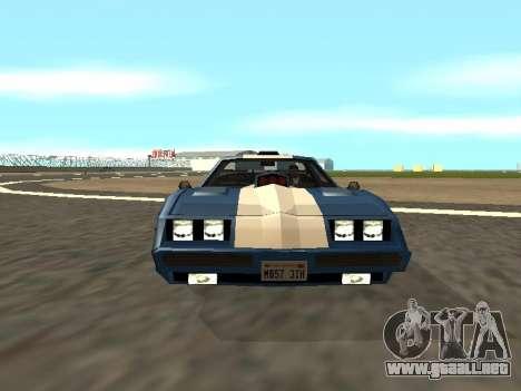New Phoenix para la vista superior GTA San Andreas