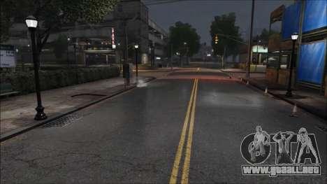 iCE-ENB para GTA 4 sexto de pantalla