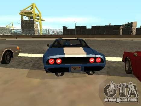 New Phoenix para la visión correcta GTA San Andreas