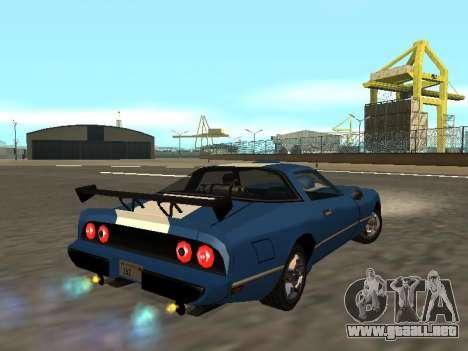 New Phoenix para visión interna GTA San Andreas