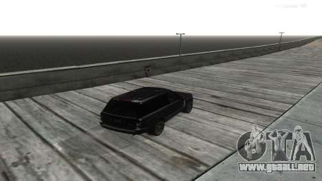 ENB y ColorMod a la media y débil PC para GTA San Andreas tercera pantalla