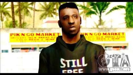 Ginos Ped 36 para GTA San Andreas tercera pantalla