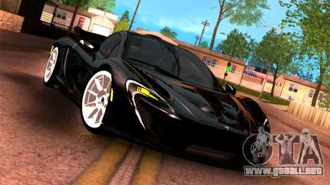Forza Plata ENB Series para PC de bajos para GTA San Andreas segunda pantalla