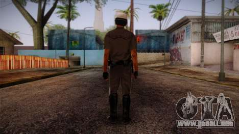 GTA San Andreas Beta Skin 10 para GTA San Andreas segunda pantalla