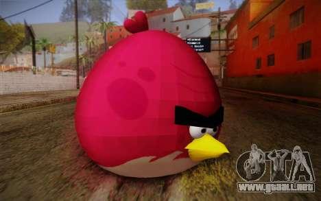 Big Brother from Angry Birds para GTA San Andreas