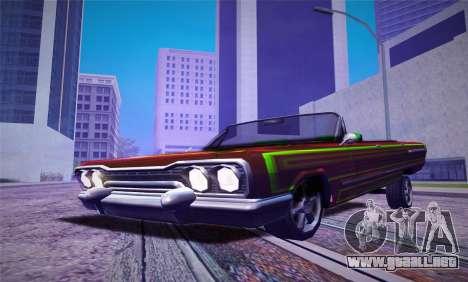 FaFan ENB series para GTA San Andreas