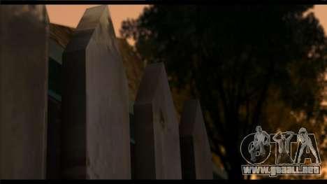 Forza Plata ENB Series para PC de bajos para GTA San Andreas sucesivamente de pantalla