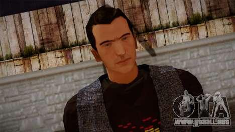 Gedimas Jamal Skin HD para GTA San Andreas tercera pantalla