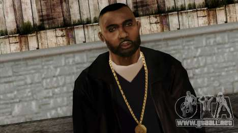 GTA 4 Skin 2 para GTA San Andreas tercera pantalla