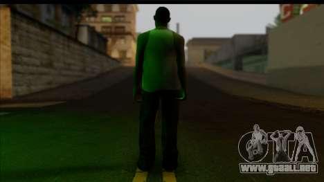 GTA San Andreas Beta Skin 8 para GTA San Andreas segunda pantalla