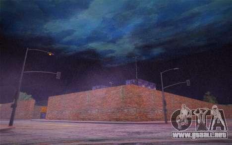 FaFan ENB series para GTA San Andreas sucesivamente de pantalla