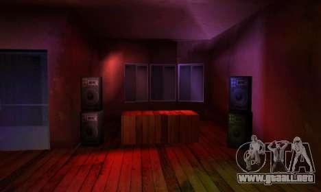 New OG Lock House para GTA San Andreas tercera pantalla