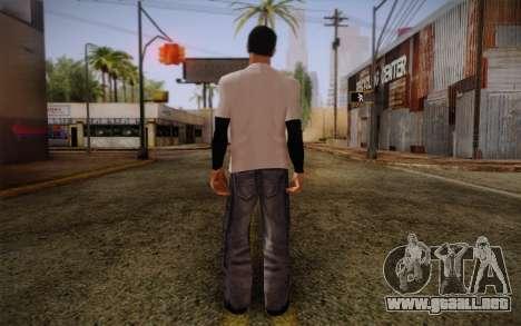 Ginos Ped 20 para GTA San Andreas segunda pantalla