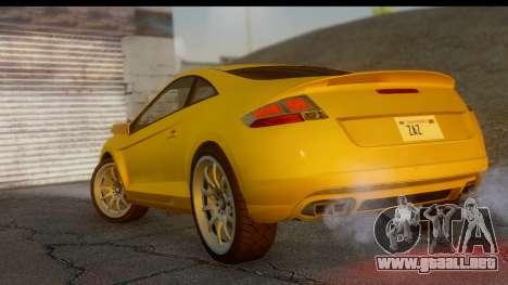GTA 5 Maibatsu Penumbra IVF para GTA San Andreas left