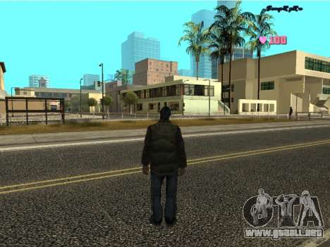 SAMP Fixer para GTA San Andreas quinta pantalla