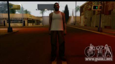 GTA San Andreas Beta Skin 8 para GTA San Andreas