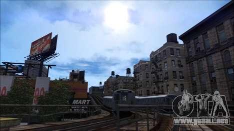 iCE-ENB para GTA 4 segundos de pantalla
