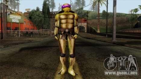 No (Las Tortugas Ninja) para GTA San Andreas