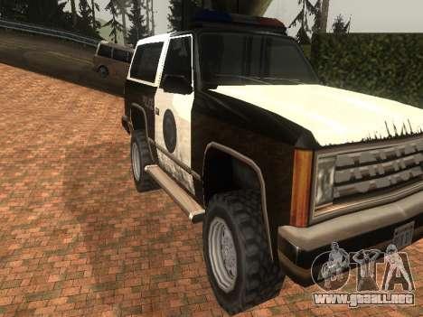 Simple ENB para PC de bajos para GTA San Andreas séptima pantalla