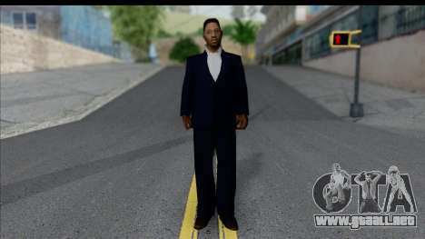 GTA San Andreas Beta Skin 4 para GTA San Andreas