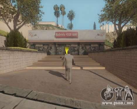 GTA 5 ENB para GTA San Andreas