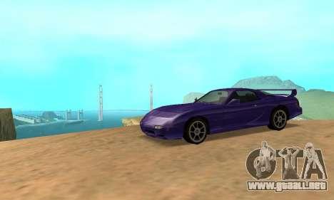 Beta ZR-350 para la visión correcta GTA San Andreas
