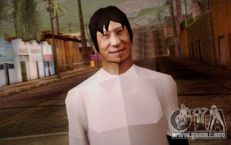 Ginos Ped 20 para GTA San Andreas tercera pantalla