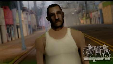 GTA San Andreas Beta Skin 8 para GTA San Andreas tercera pantalla