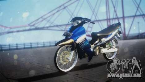 Yamaha Jupiter Z Burhan para GTA San Andreas