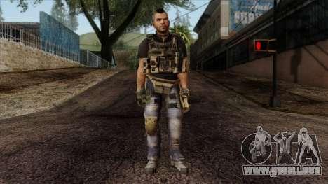 Modern Warfare 2 Skin 17 para GTA San Andreas