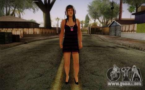 Ginos Ped 3 para GTA San Andreas
