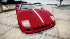 Ferrari F40 1987 [EPM] Tricolore