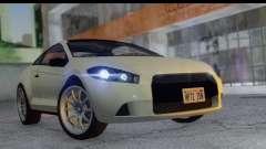 GTA 5 Maibatsu Penumbra para GTA San Andreas