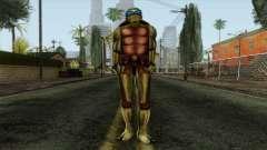 Leo (Las Tortugas Ninja) para GTA San Andreas