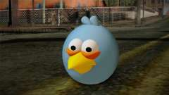 Blue Bird from Angry Birds para GTA San Andreas