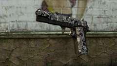 Nueva Pistola v1 para GTA San Andreas