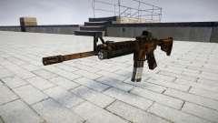 Tácticas de asalto M4 rifle de destino