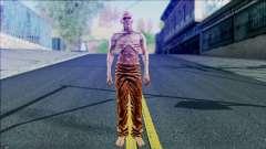 Outlast Skin 4 para GTA San Andreas