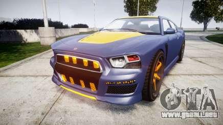 GTA V Bravado Buffalo Halloween Special para GTA 4