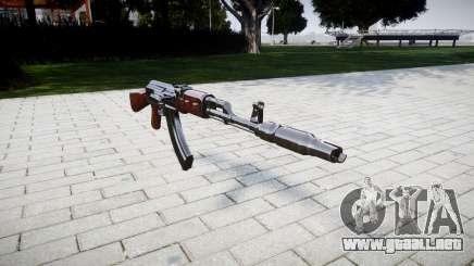 El AK-47 Hocico de freno para GTA 4