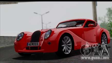 Morgan AeroSS 2013 v1.0 para GTA San Andreas