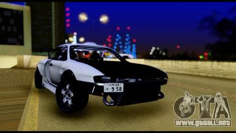 Nissan Silvia S14 DC Hunter para GTA San Andreas