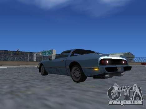 New Phoenix para las ruedas de GTA San Andreas