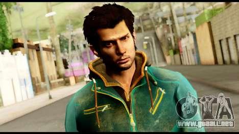 Ajay Ghale from Far Cry 4 para GTA San Andreas tercera pantalla